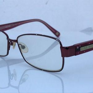 Nine West Women Eyeglasses Frame Red NW1021 505 13